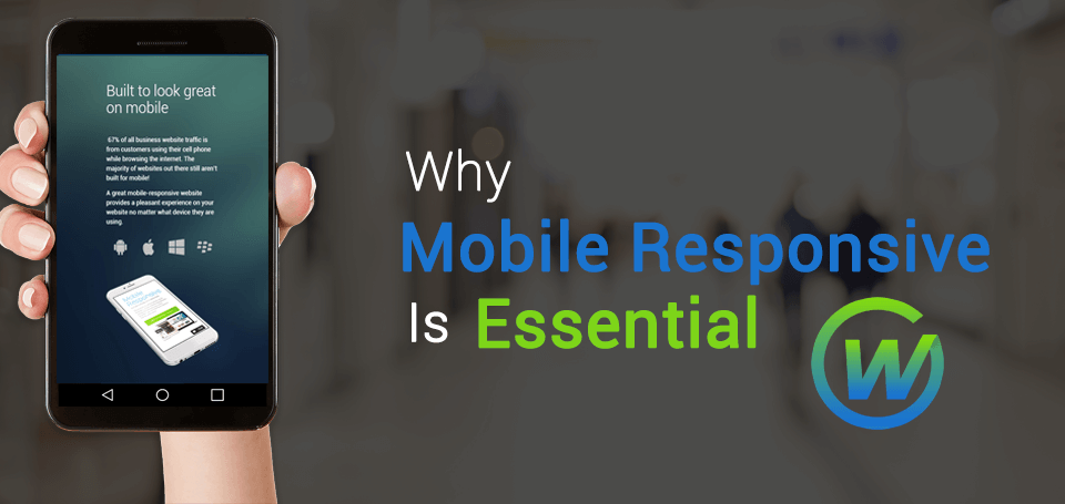 Webaholics Why Mobile Responsive Sites Are Essential Cover