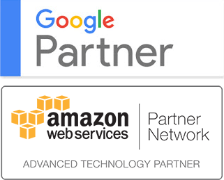Webaholics-Google-Amazon-Partners-Logos